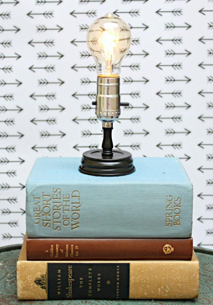 book lamp 1