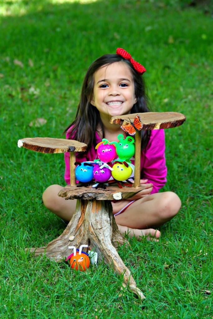 kids craft firefly