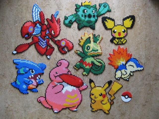 Pokemon Go! Craft Ideas