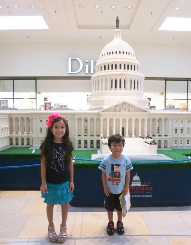 DIY Gilded LEGO Minifigure Pendant & the Americana Roadshow ...
