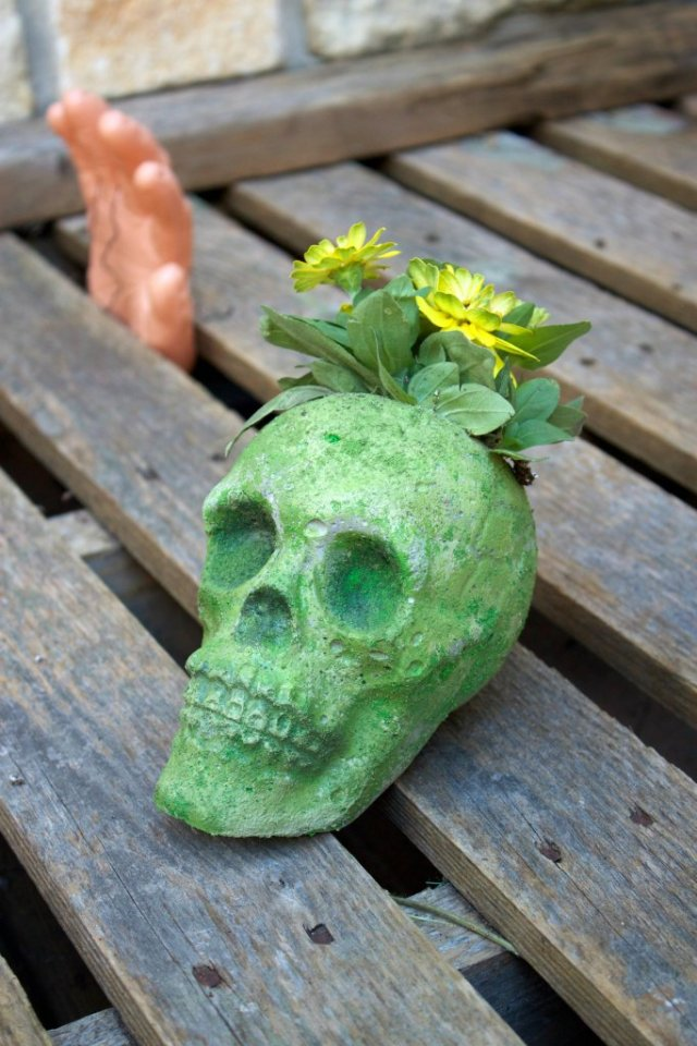 diy-skull-decor