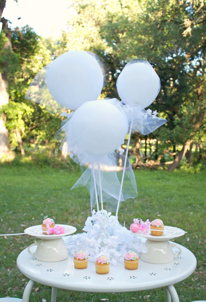 lollipop party decor how to make