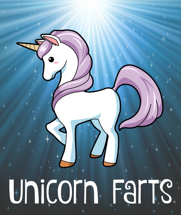 free printable for personal use unicorn farts