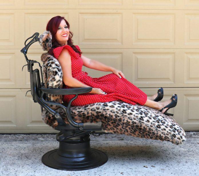 Ritter dentist chair makeover