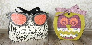 Cute Gift Bag DIY