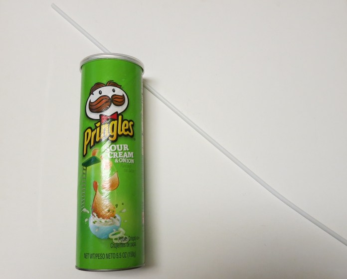 Wine from a Pringles Can: Sippy Cup Tutorial
