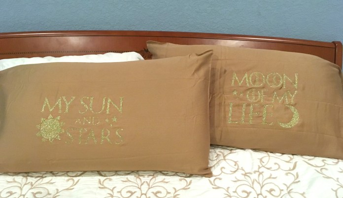 Game of Thrones Pillows DIY with Free Cut File