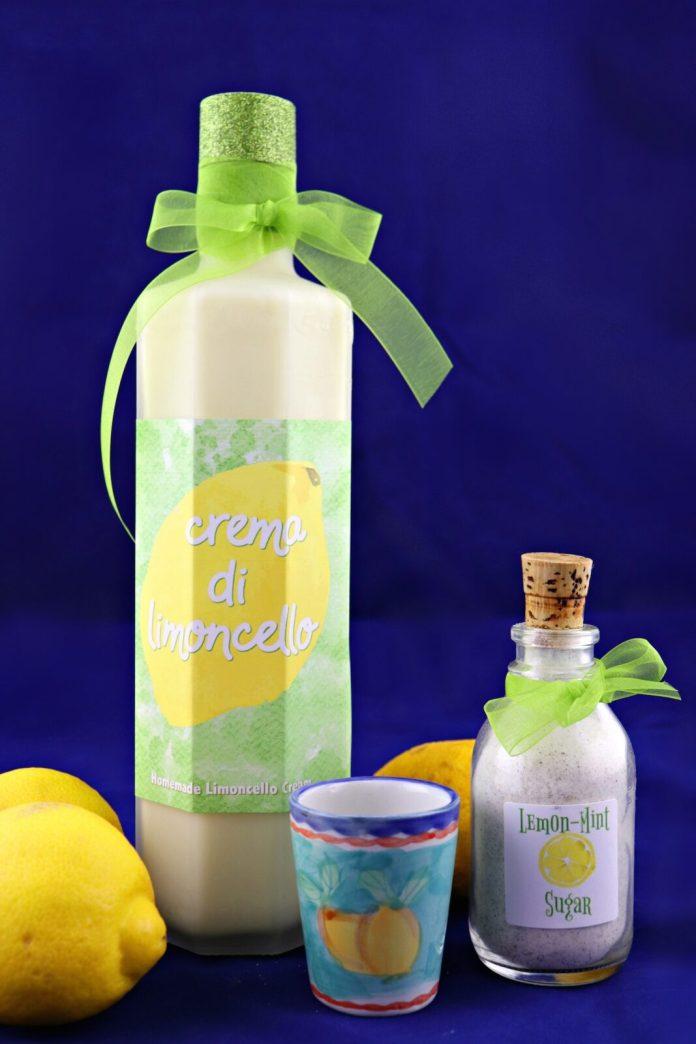 Crema di Limoncello Recipe