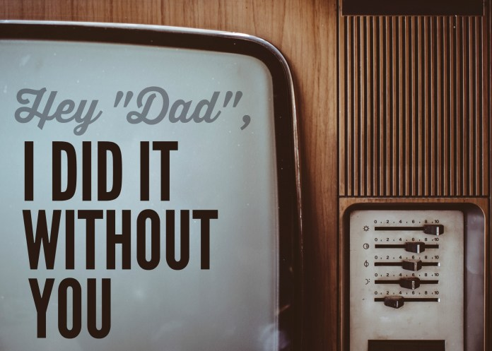 snarky fathers day card