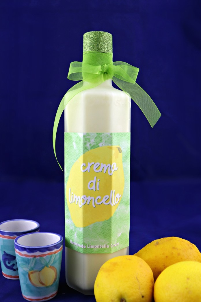 Crema di Limoncello Recipe
