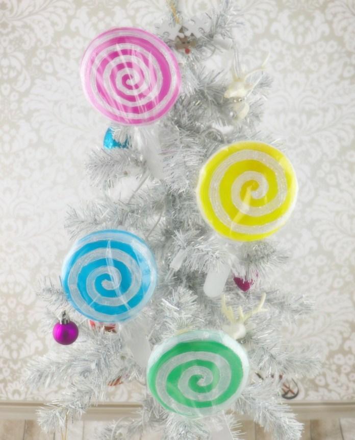 lollipop decor DIY