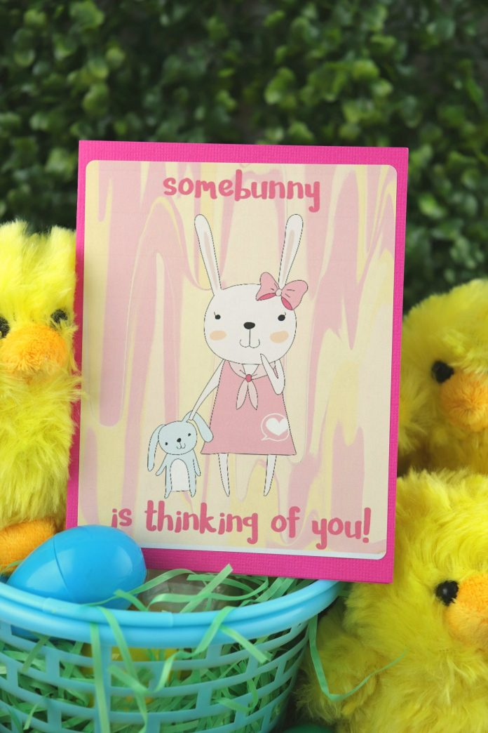 easter printable craft