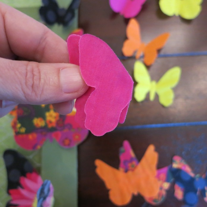 crafter's edge butterfly fabric die