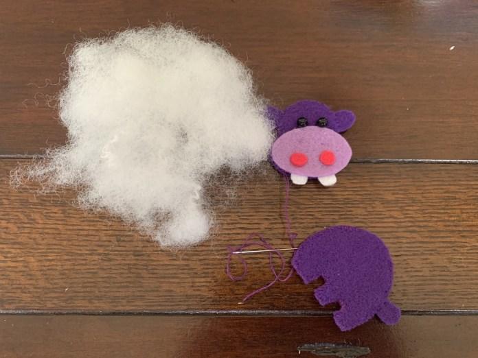 make a plush