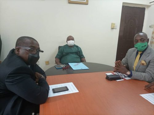 The group resolved to partner the Chairman on security and socio-economic development of the area, noting that they are determined to leave lasting legacies