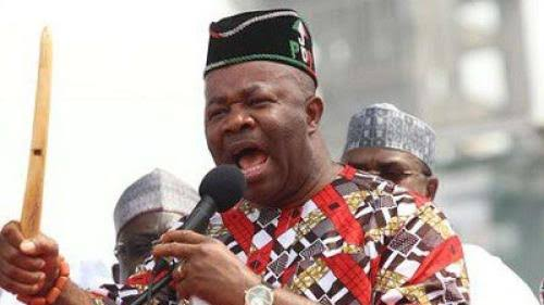 Ekarika: Akpabio's tenure was reckless, wasteful