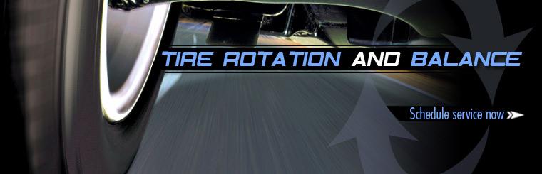 rotate and balance