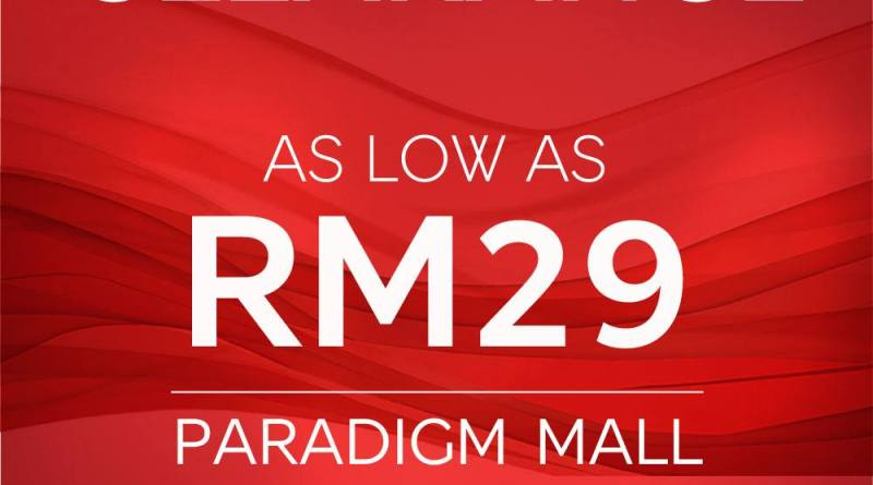 Clearance Sale   Marks and Spencer @Paradigm Mall PJ
