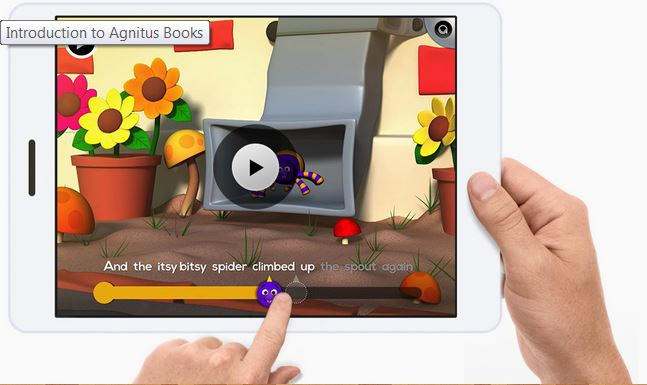 Agnitus by Agnitus provides kids aged two to five with educational activities to keep them busy and entertained. In this app for your iPad you'll be provided with 13 academic skills that are based on the Common Core State Standards, 16 educational games, and even report cards for parents to view the child's individual skills.