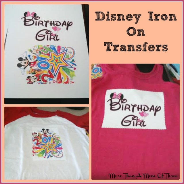 iron on transfers