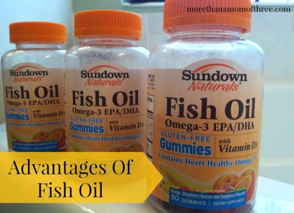 sundown naturals fish oil