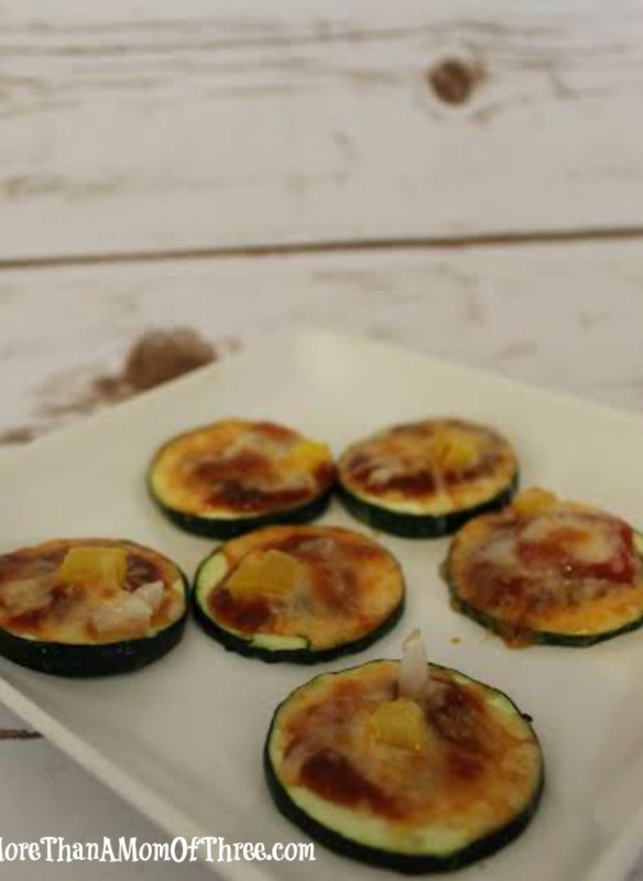 kids healthy pizza bites