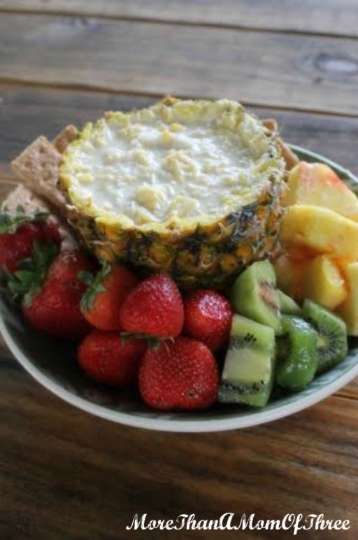 tropical pineapple dip