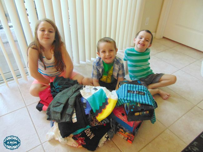 kids back to school clothes