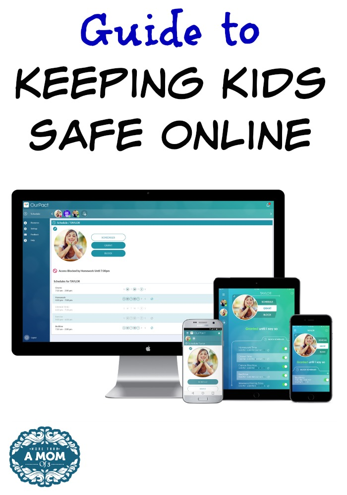 Guide to Keeping Kids Safe Online