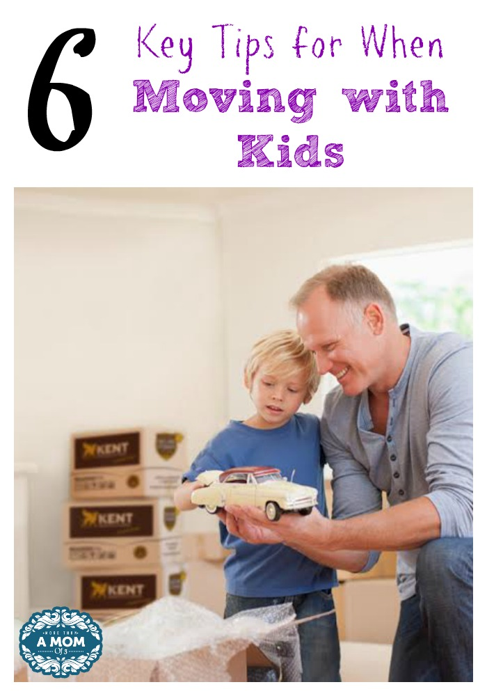 6 Key Tips for When Moving with Kids