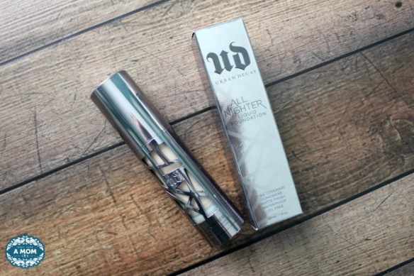Urban Decay All Nighter Liquid Foundation Review