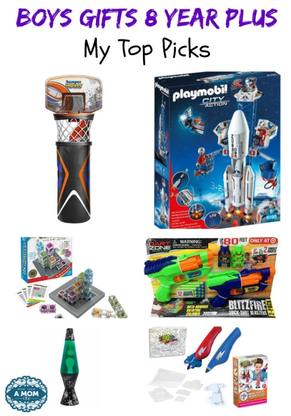 Boys Gifts 8 Year Old Plus My Top Picks
