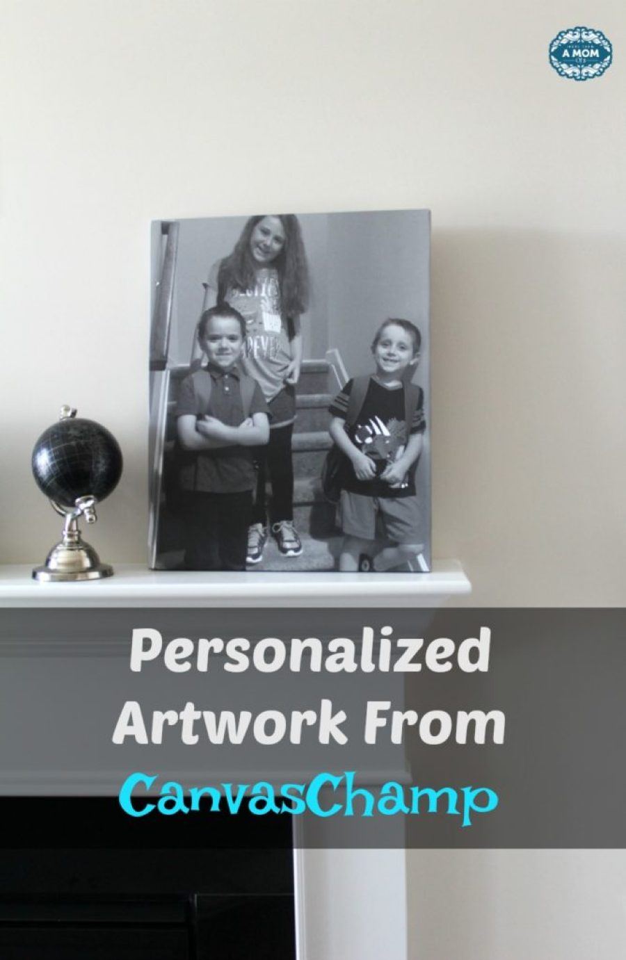 Personalized Artwork From CanvasChamp