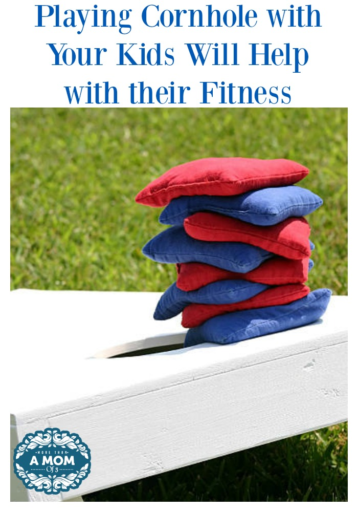 Playing Cornhole with Your Kids Will Help with their Fitness
