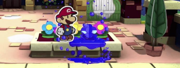 Paper Mario Color Splash, Nintendo 2