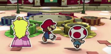 Paper Mario Color Splash, Nintendo