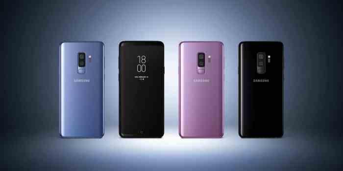 Galaxy S9 und S9+ präsentiert, erste Hands-on Videos online