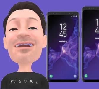 Neues Samsung-Patent: Galaxy S9 AR Emoji bald auch in Video-Chats?
