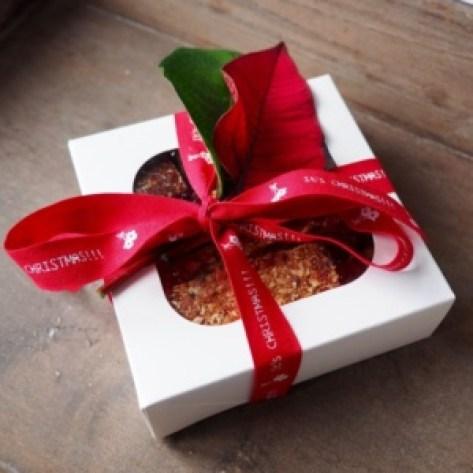 Homemade Christmas Present