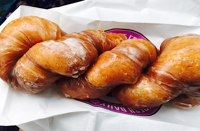Fun places to eat in San Antonio TX featured by top US family travel blog, More Than Main Street: Super Donuts