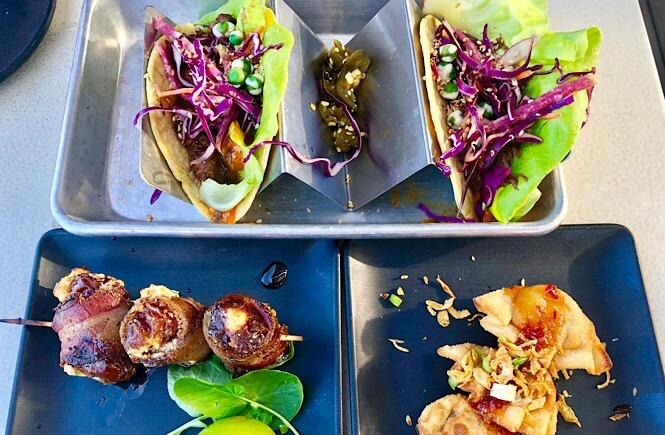 The Ultimate Denver Itinerary featured by top US family travel blog, More Than Main Street: appetizers from Linger in Denver Colorado