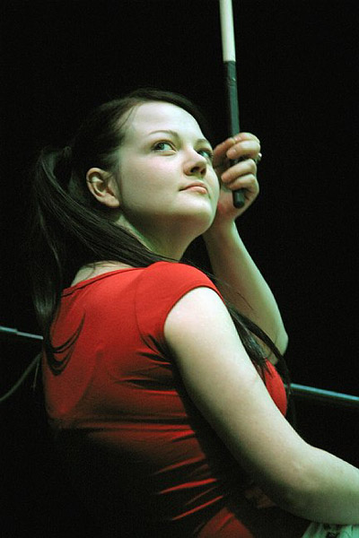 Meg White in Dublin, 2002