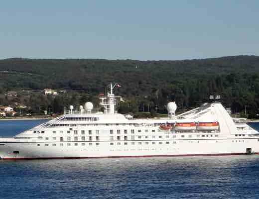 Cruise size matters