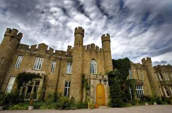 This castle is one of the vacation rentals available on Airbnb.com