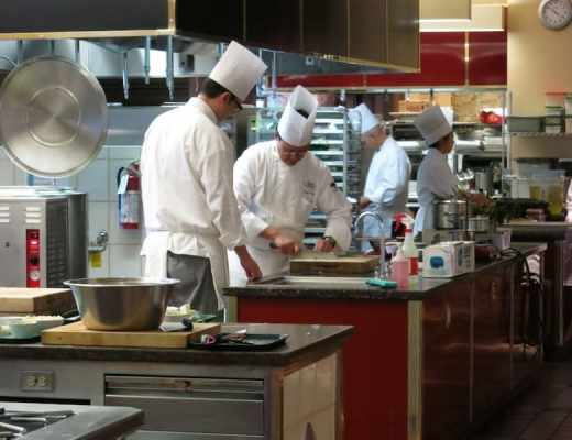 Greystone Campus of the Culinary Institute of America