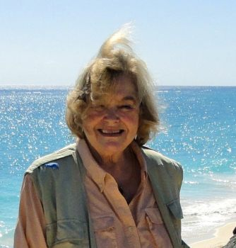 Travel Writer Judy Wells