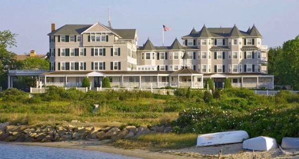 Harbor View Hotel in Martha's Vineyard