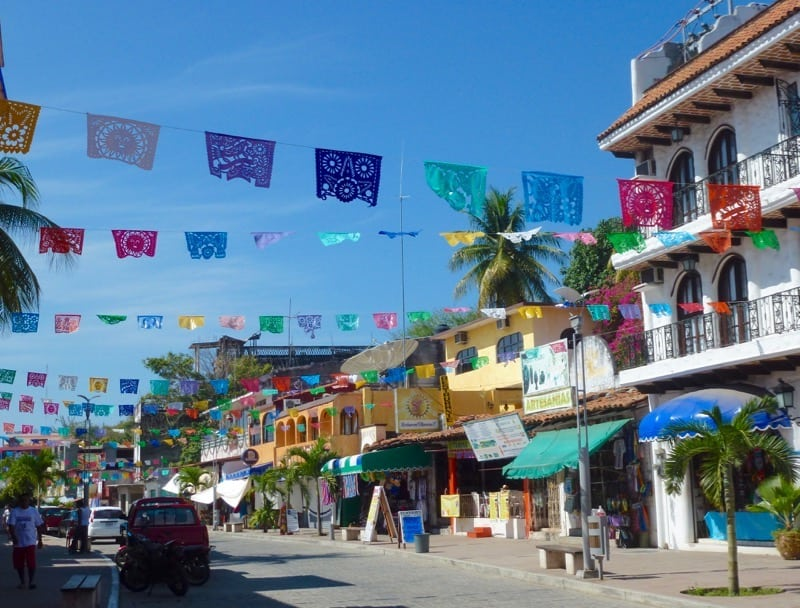 Adoquin in Puerto Escondido Oaxaca (Credit: Michele Peterson)