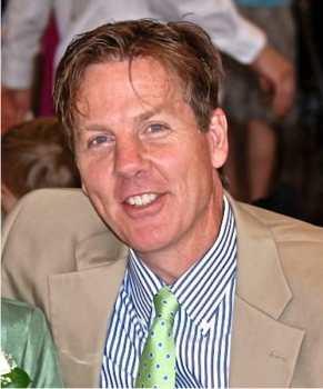 Author Brad Isham