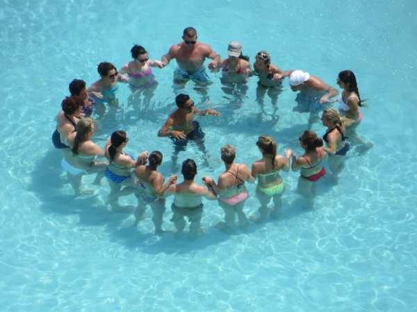 Pool exercises